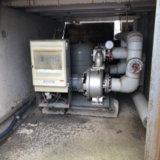 福岡市博多区でマンションポンプ交換!経年劣化で水漏れ!