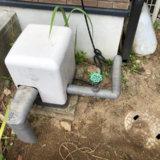 筑紫野市で深井戸ジェットポンプ交換!ジェットから水が落ちる!